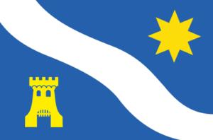 Vlag Alphen aan de Rijn