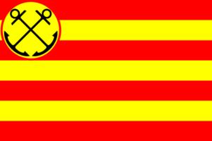Vlag Den Helder